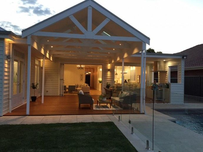 43 Best Images About Outdoor Rooms On Pinterest House Beautiful Cubby Houses And Home