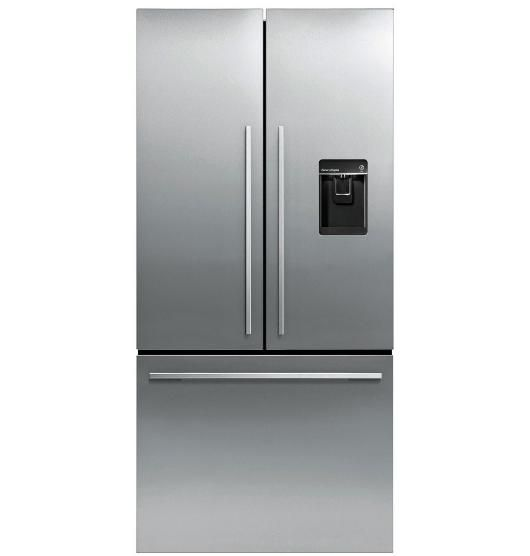 Fisher & Paykel RF522ADUSX5 519 Litre French Door Fridge Freezer - Noel Leeming