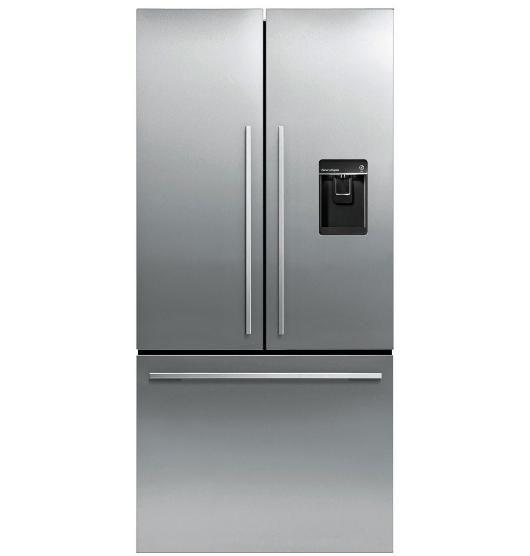 Fisher & Paykel RF522ADUSX5 519 Litre French Door Fridge Freezer - Noel Leeming