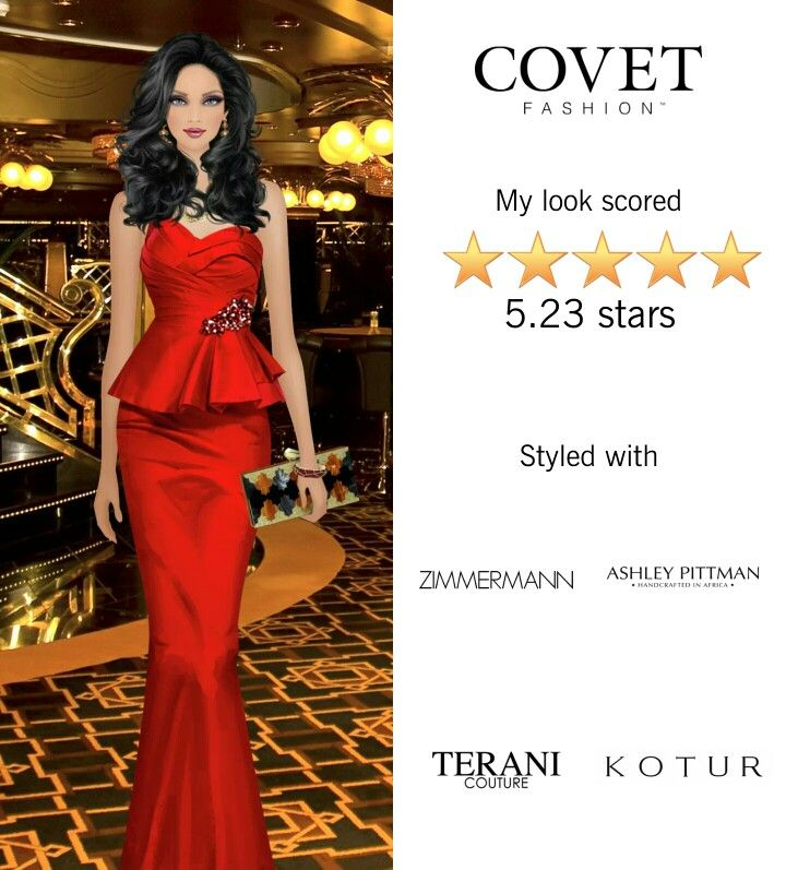 monte carlo casino party covet fashion