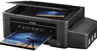 Epson L375 Driver Download for Windows XP/Vista/Windows 7/Win 8/8.1/Windows 10 (32bit-64bit) and Mac OS