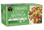"""Organic Quinoa Meals by Cuisine Adventures """"I was provided with a coupon for a free box of Fiesta Quinoa from SocialNature for my honest review. It was delicious!"""" #trynatural"""