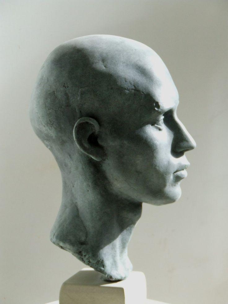 DAVID KLEIN SCULPTURE - Portrait Gallery
