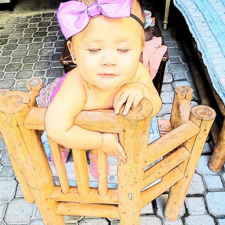 #Babyface #babybow #lewislove prettylewis
