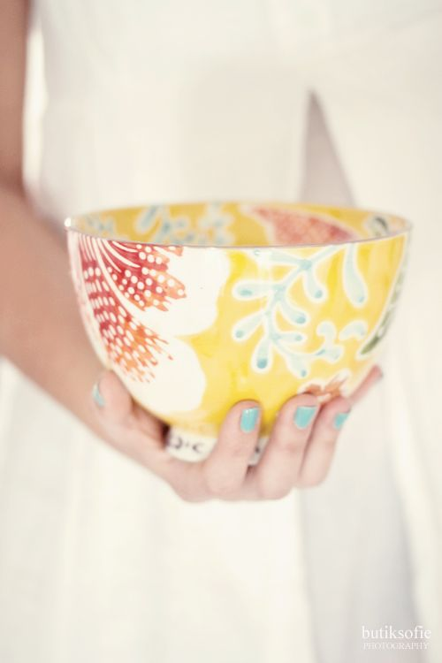 Anthropologie bowl.