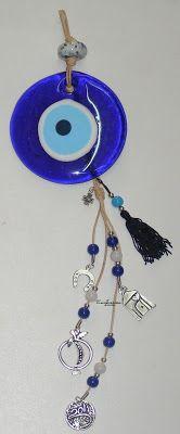 Χειροτεχνημα - Handmade: Μάτι - Evil Eye