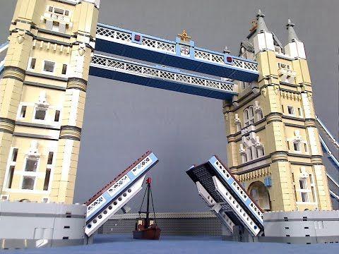 The Lego London Bank Robbery - YouTube