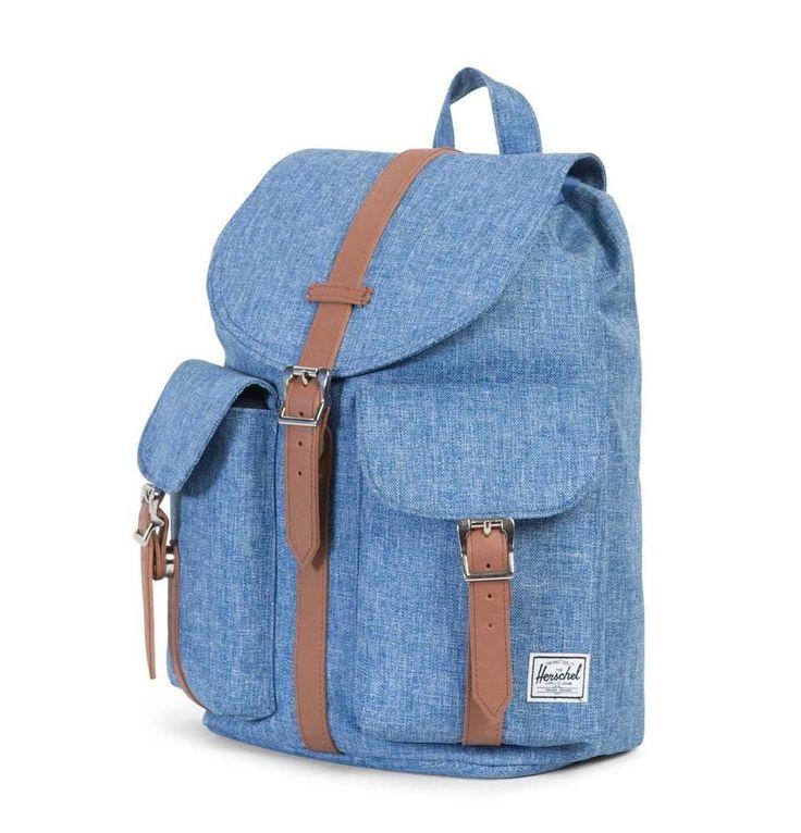 Herschel Zaino Dawson BackPack Jeans 666125-1125 Moda Donna Zaini Zaino ragazza