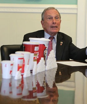 Has Mayor Bloomberg's Plan For NYC To Get Healthy Gone Too Far?  Yep...