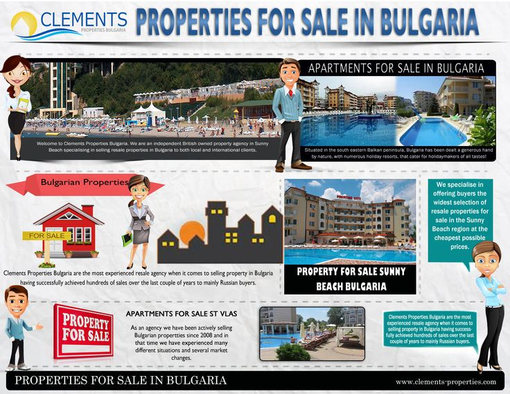 Properties for sale in Bulgaria is a very valuable product. Browse this site http://www.clements-properties.com/ for more information on Apartments for sale in Bulgaria. A life at the lakefront is just like your very own individual paradise. A lakefront home can not be compared to any other home. For this reason, the joy of living alongside lake can be experienced just by having or renting out lakefront property.