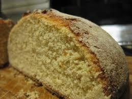 Παραδοσιακό Κρητικό ψωμί με ρεβύθια
