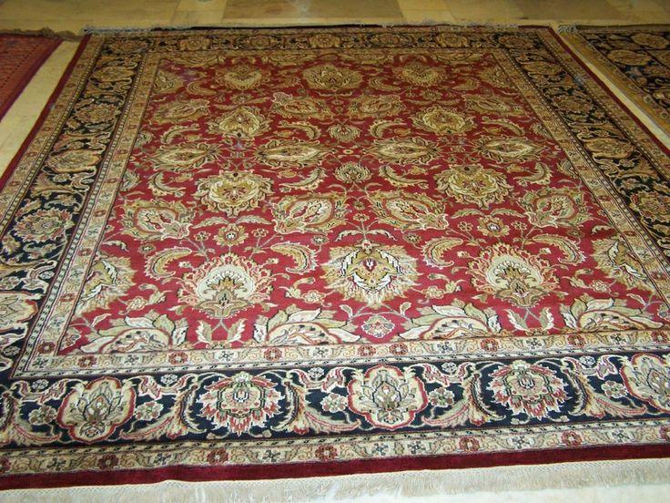 Mughal Floral Pattern at Bashford Antiques