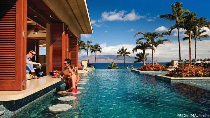 Four Seasons Maui Serenity Pool
