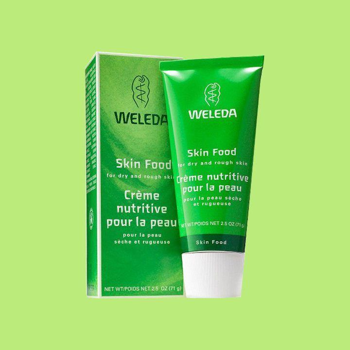 weleda dry skin
