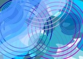 Background From Circles And Blots, Royalty Free Stock Photo, Pictures, Images.