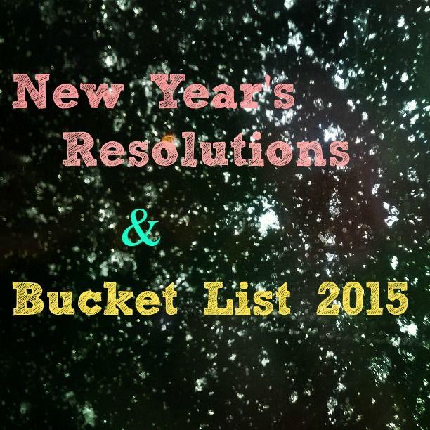 Travel bucket list 2015