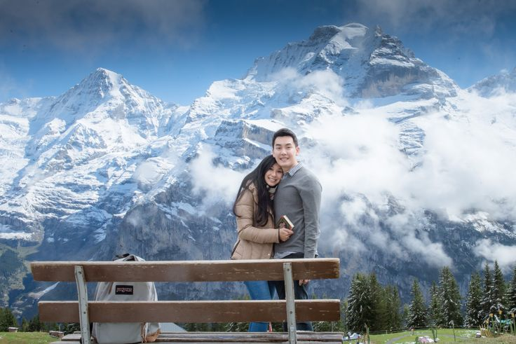 A surprise wedding proposal during their holiday in Switzerland. Alex contacted me from Australia to secretly photograph the event. #photographer #switzerland