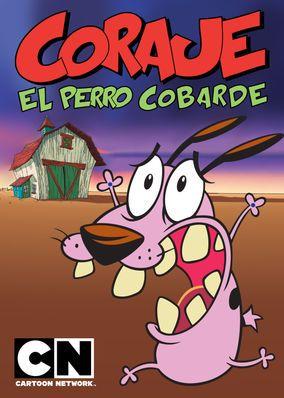 """No te pierdas """"Coraje, el perro cobarde"""" en Netflix"""