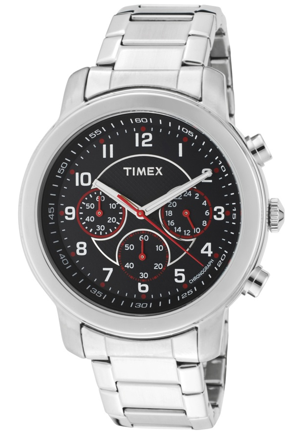 Price:$60.89 #watches Timex 2N166, Collectively matching anyone's style, this trendy Timex, with its cool, bold design, will elegantly go with any outfit.