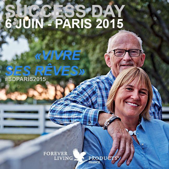 SUCCESS DAY PARIS - 6 JUIN 2015 : Ne loupez pas cette opportunité !  Nos N°2 mondiaux JAYNE LEACH & JOHN CURTIS sont les invités exceptionnels de notre prochain SD ! Venez nombreux profiter de leur présence, de leur méthode et de leurs conseils !