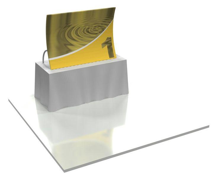 Formulate TT1 Table Top Display