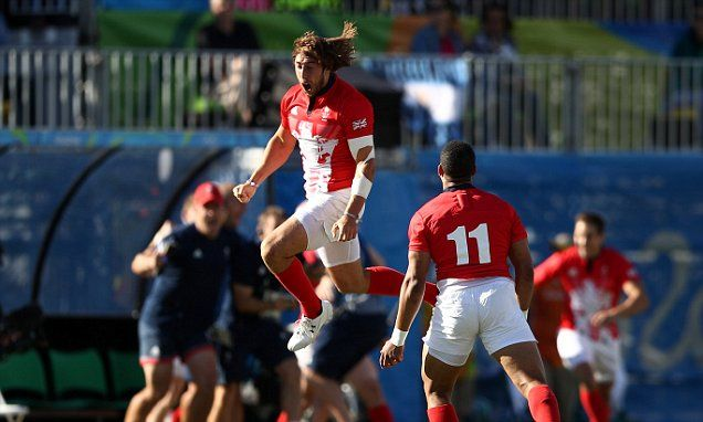 Norton streaks away to send Team GB in Olympics rugby sevens final