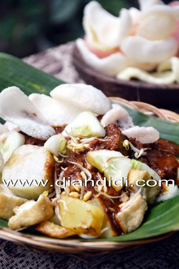 Diah Didi's Kitchen: Tahu Tek Surabaya