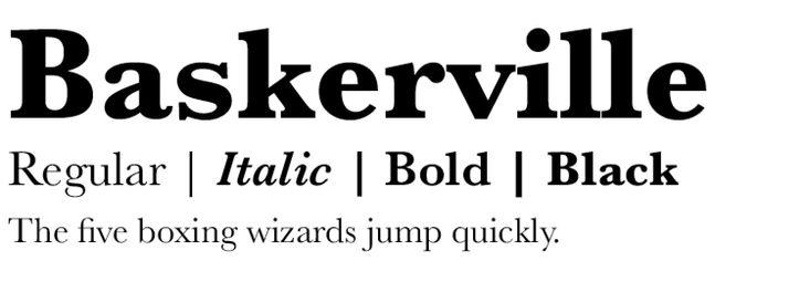 Excellent Modern Font Series: 8 Modern Serif Fonts - Tim Brown