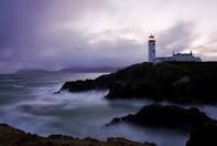 Irish light houses