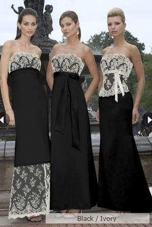 Maids: Special Occasion, White Satin