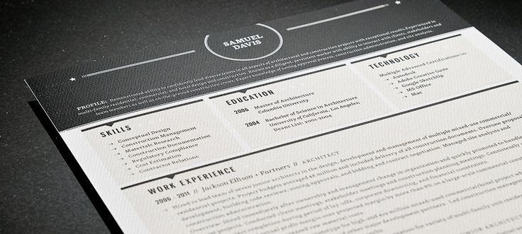 1000+ Images About Creative CV Inspiration On Pinterest