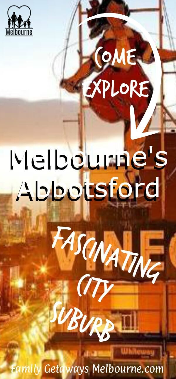 Melbourne Abbotsford is a suburb 2 kilometres from the Melbourne CBD.  The Yarra River runs through the heart of the suburb and much of the original land was used for farming in the early years.     An area that is much used by locals and tourists alike either walking, riding or boating.  Click the image for more information