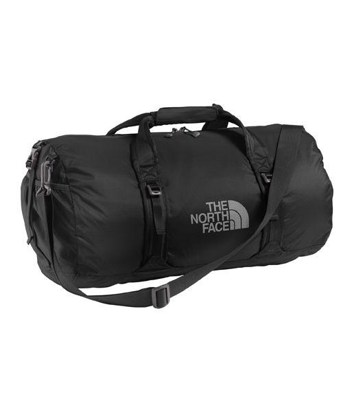 The North Face Flyweight Duffel - Large Tnf Black. Ryggsäckar och väskor Resväskor, Trekkinn.com, köp, erbjuder, friluftsliv
