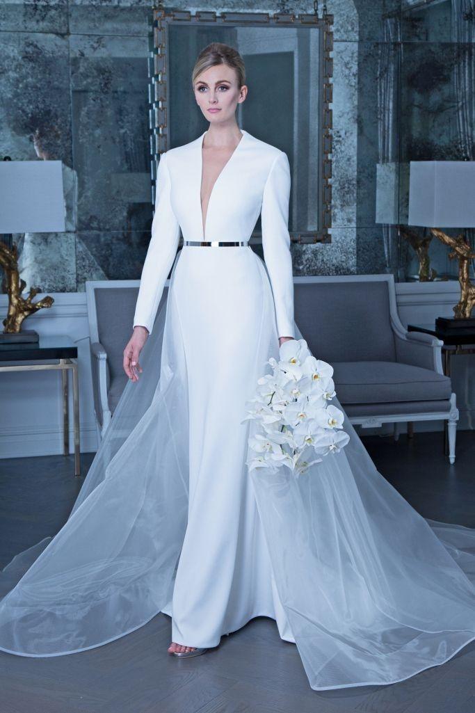 Pin By Mary Mora On Wedding Dresses Bridal Dresses Trendy
