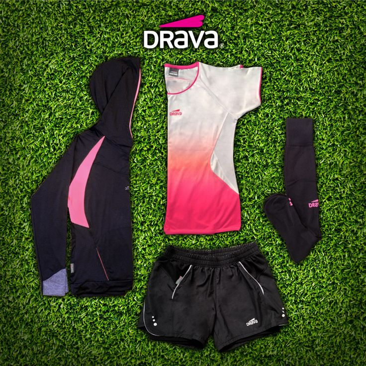 Go for it! con DRAVA CHILE www.drava.cl