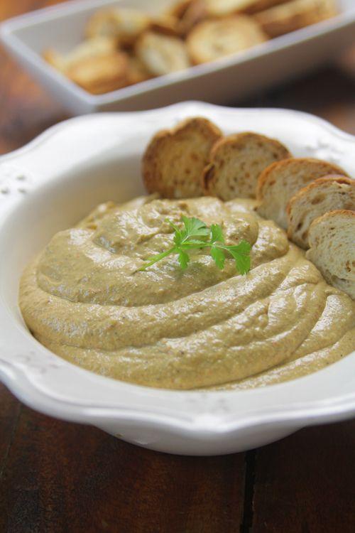 Paté de mejillones. Una #receta deliciosa de paté casero. Fácil de hacer y con un gran sabor.