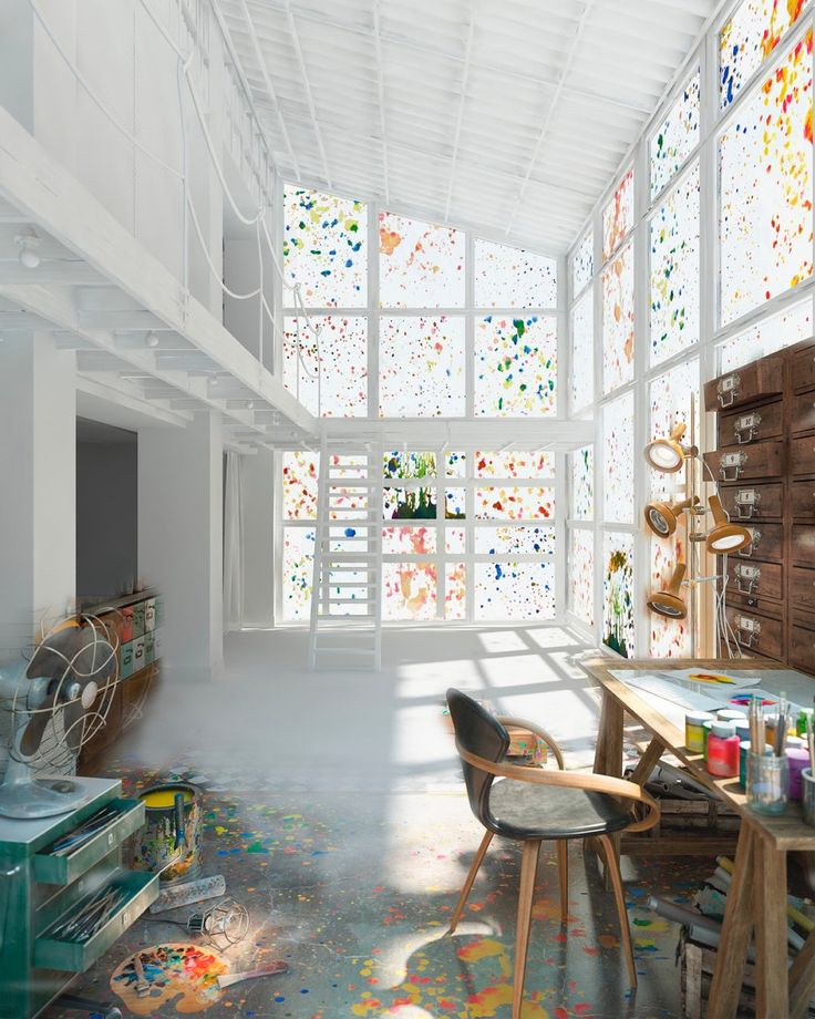 """The Art of Rendering: How to Create """"Arts & Crafts"""" Using 3ds Max, V-Ray and Photoshop - Architizer"""