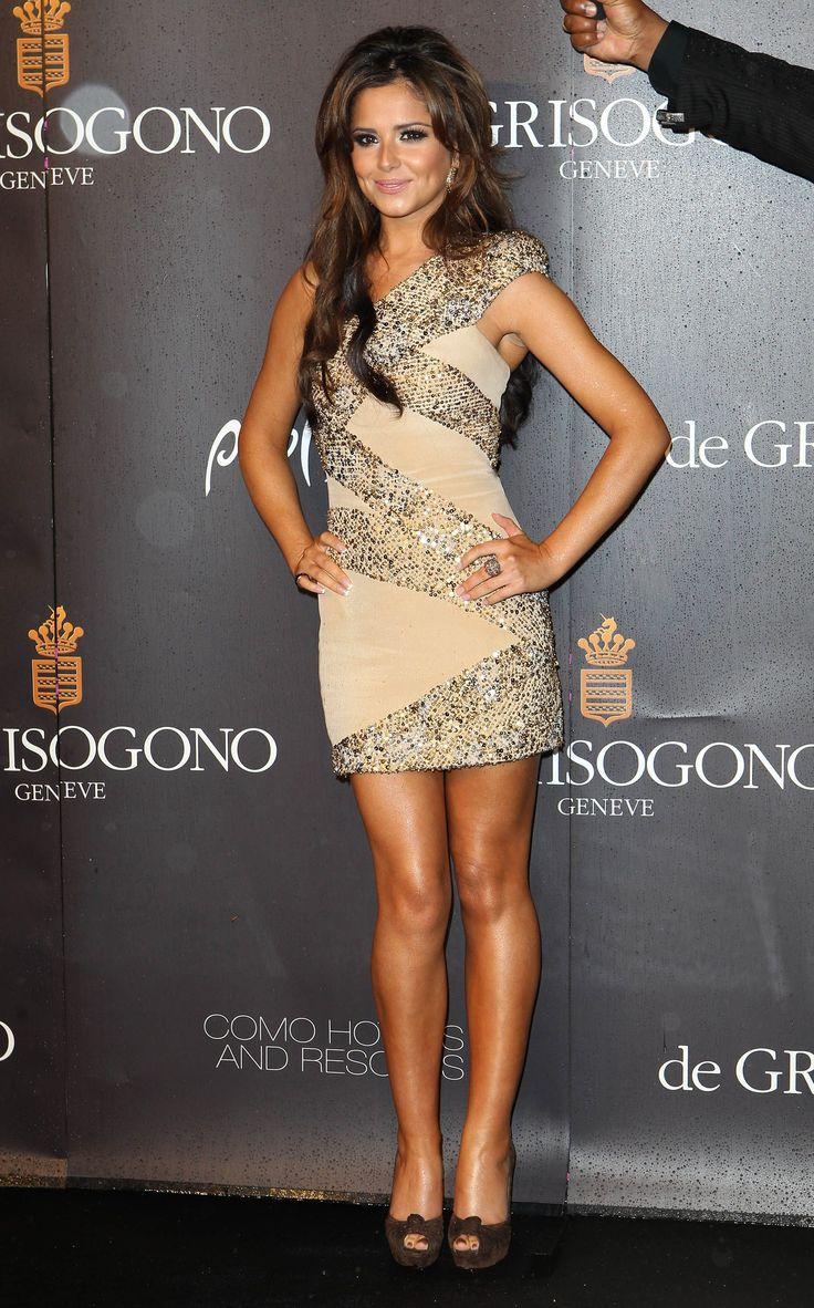 Cheryl cole twist front maxi dress