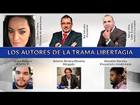 LIBERTAGIA ESTAFA NOVEDADES CON JORGE IVAN FRANCO