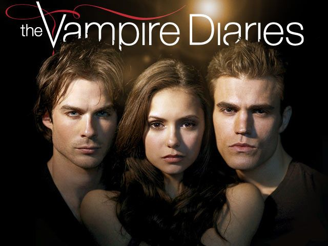 Gallery For > The Vampire Diaries Cw Logo