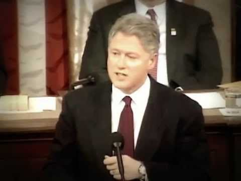 WATCH: The 20-Year-Old Video Of Bill Clinton That Hillary NEVER Wanted To   See Again.... HAHA.... HILLARY MUST HAVE MISSED THIS!!