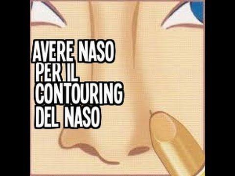 Cazzate su: contouring del naso