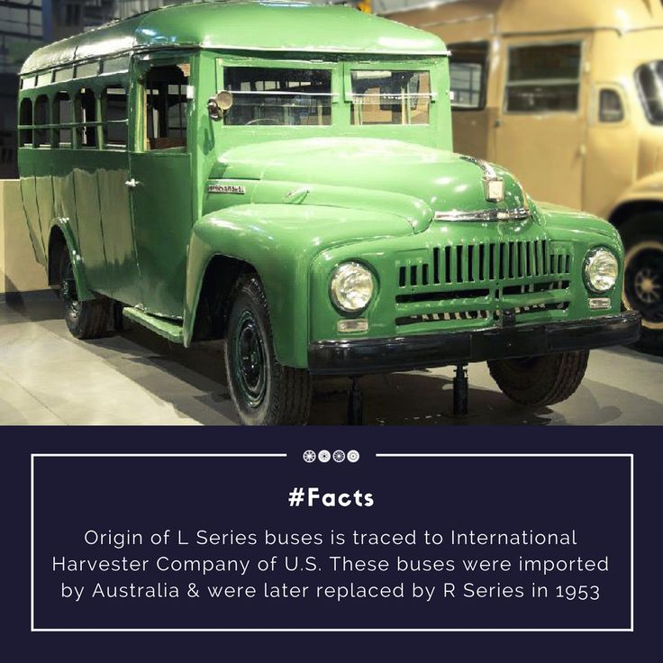 1952 L Series International Bus displayed at the heavy mechanised section of the museum!  #canyouguess #vintagebus #vintagetransport #vintagecollection #travel #classiccollection #incredibleindia #transportmuseum #doyouknow