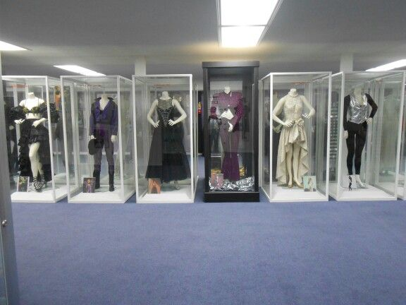 Selena outfits displayed in her museum in Corpus Christi ...