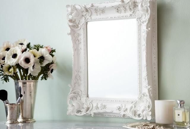 mirror.Powder Room, Apf Munn, Louis Xv, Dreams House, Dreamy Decor, Bathroom Ideas, Buy Lists, Sweep Mirrors, King Lane
