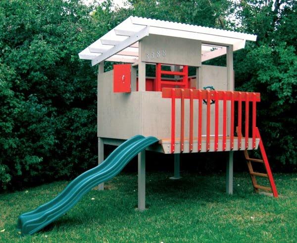 Midcentury playhouse!