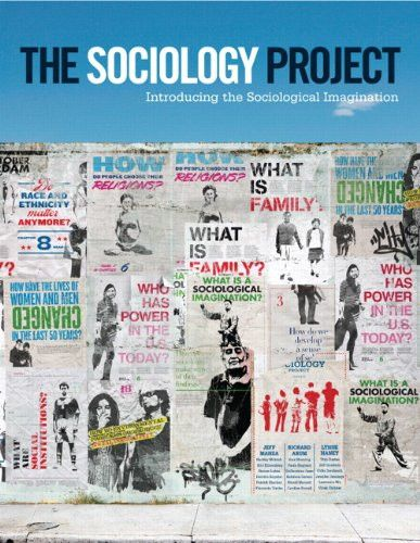 the sociological imagination an C wright mills, the promise [of sociology] excerpt from the sociological imagination (originally published in 1959) the first fruit of this imagination--and the first lesson of the social science that embodies it--is the idea that the.