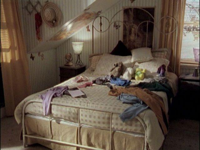 Maison Buffy Summers - Chambre Buffy