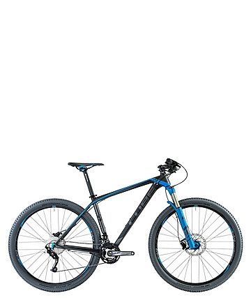 Mountainbike Hardtail Reaction GTC Pro 29 / grey blue by Cube #mountainbike #bike #bicycle #cycling #cube #mtb #hardtail #engelhornsports