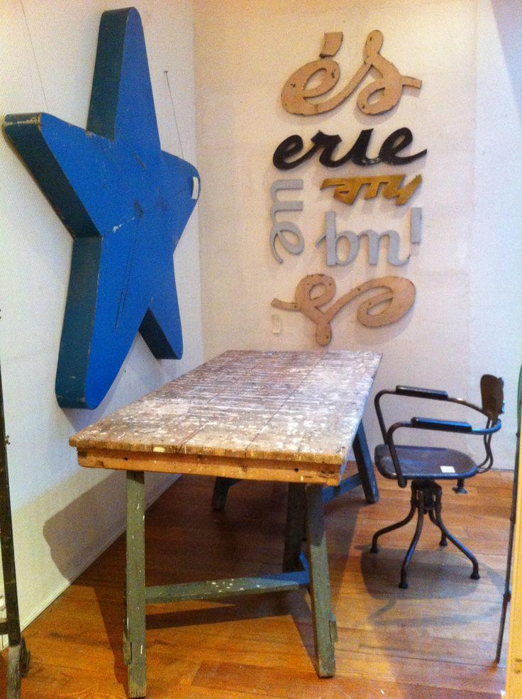 15 best boutique ph m re brocante de la bruy re kidimo images on pinterest industrial. Black Bedroom Furniture Sets. Home Design Ideas